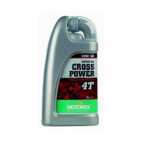 MOTOREX Масло моторное Cross Power 4T 10w50 1л синтетика