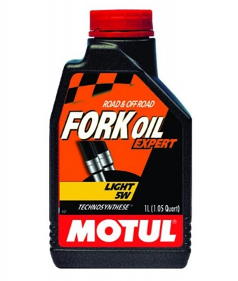 Масло вилочное Motul Fork Oil Expert 5W Light (1L) (0224)