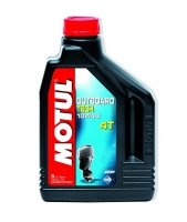 Моторное масло Motul Вода Outboard 4T TECH 10W-40 2л. (1736)