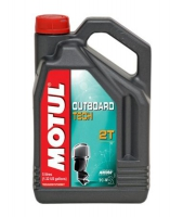 Моторное масло Motul Вода Outboard TECH 2T 5л.(1040)